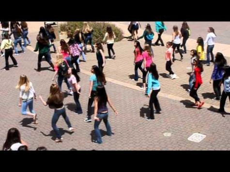 Video: Flash mob