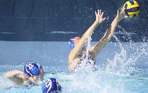 Photos: Water polo