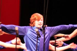 Choir rocks the night away at British Invasion