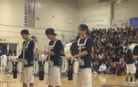 Video: Drum line