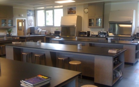 Carlmont's awaited biotech building is now open