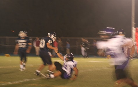 Carlmont v. Sequoia football night game