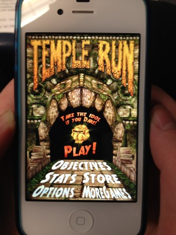 Temple Run takes off