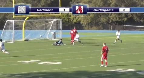Video: Carlmont v. Burlingame soccer brawl