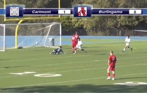 Video: Carlmont v. Burlingame soccer brawl