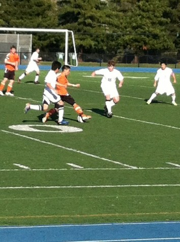Carlmont soccer loses to San Mateo
