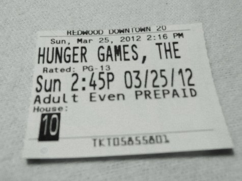 The Hunger Games: the New Twilight