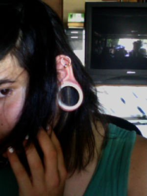 Gauges: stretching the limits of piercings