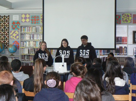 S.O.S. lends a helping hand