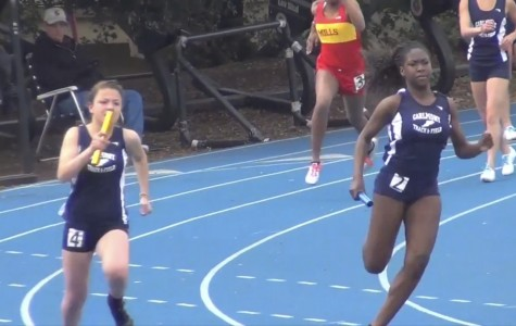 Video: Carlmont Track and field vs. Mills High School