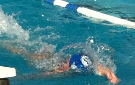 Swimming Scots beat wet Wildcats