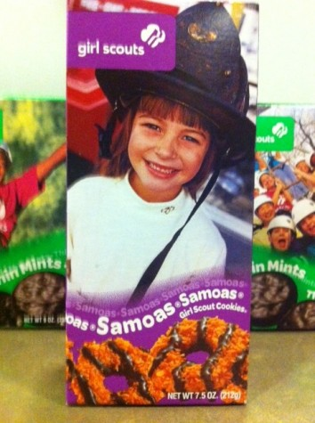 Samoas or Thin Mints?