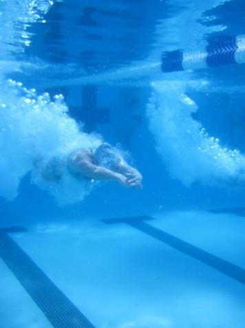 Swim season sendoff