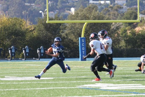 Frosh-Soph Football: Carlmont vs. Woodside