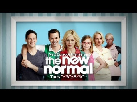 The New Normal airs every Tuesday at 9:30 pm on NBC