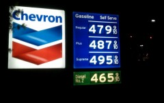 Soaring gas prices hurt Carlmont students