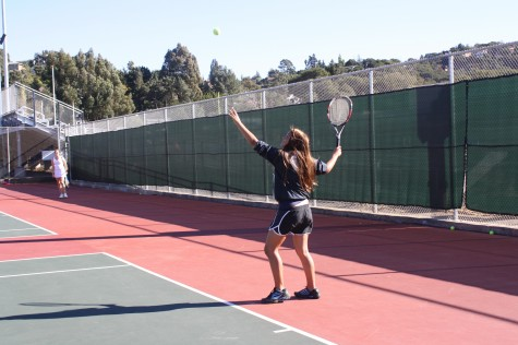 Tennis stumbles with loss to MA