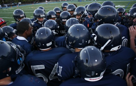 Scots JV football holds the line