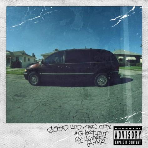 Kendrick Lamar releases 'good kid, m.A.A.d city'