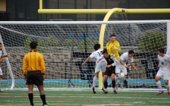 Mens soccer played strong despite loss