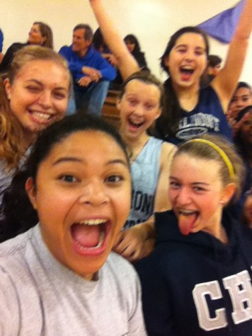 Girls basketball successful in first game