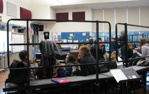 Where do you sit? Choir Room