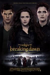 Vampire movie 'Breaking Dawn' didn't suck