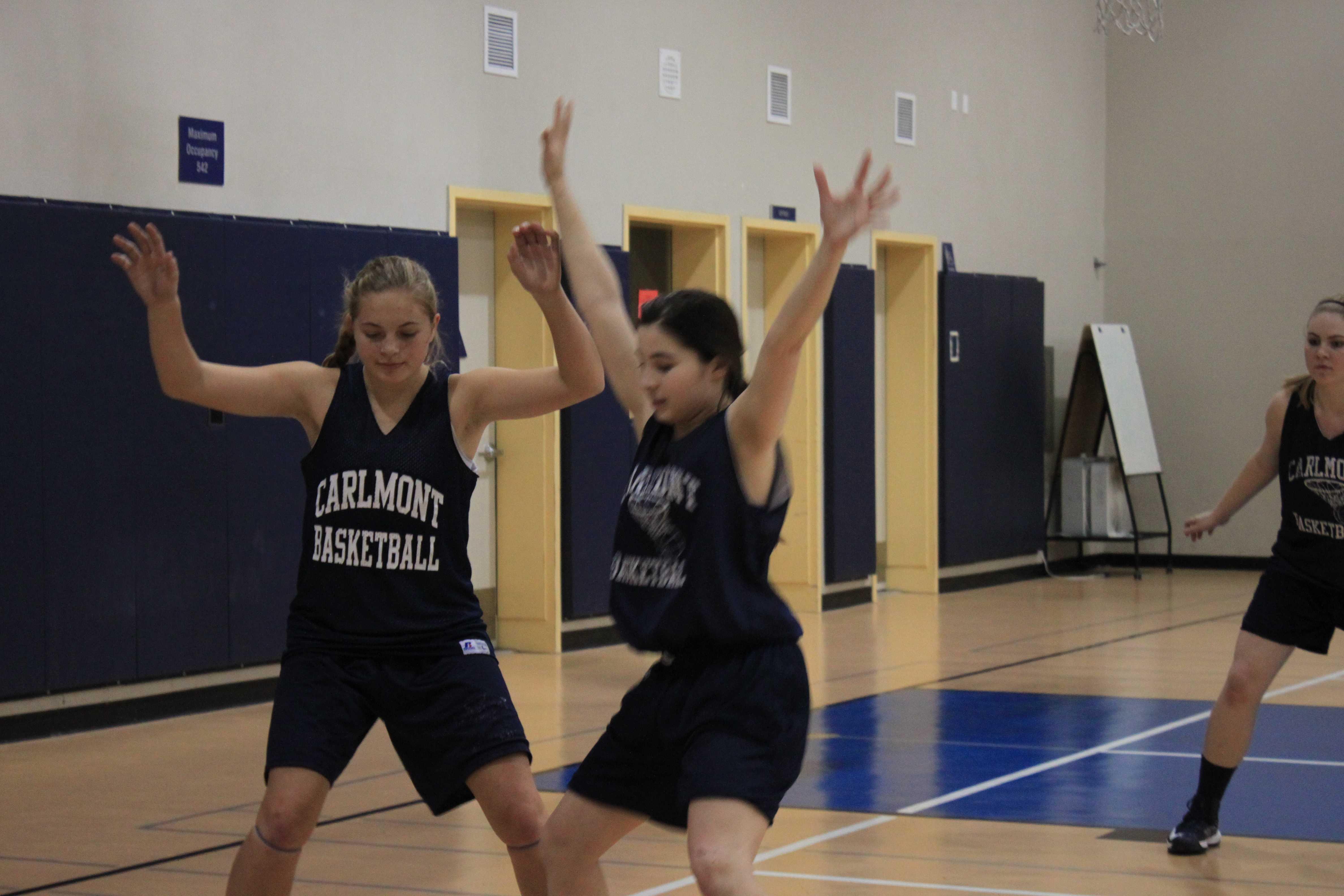 Varsity girls basketball victorious against Yerba Buena