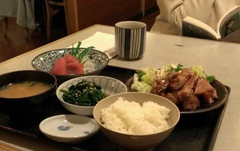 Hotaru's perfect sushi