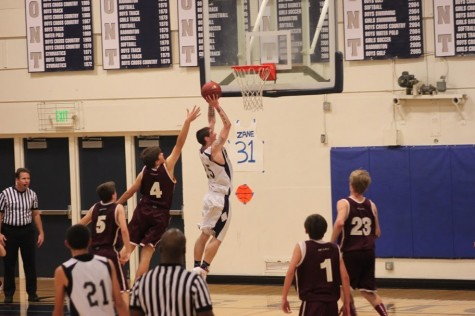 JV Basketball vs. Menlo Atherton