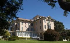 An earthquake could destroy Ralston Hall