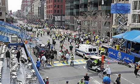 Tragedies like the Boston Bombings are common occurrences worldwide