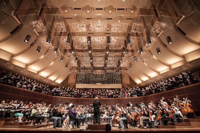 SF+Symphony+at+Davis+Symphony+Hall