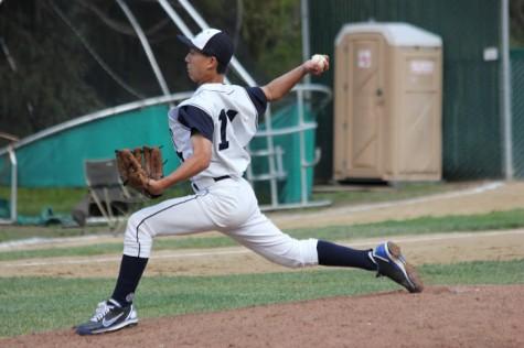 Frosh-soph Baseball Strikes Out MA