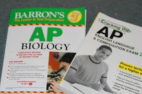 AP test stress