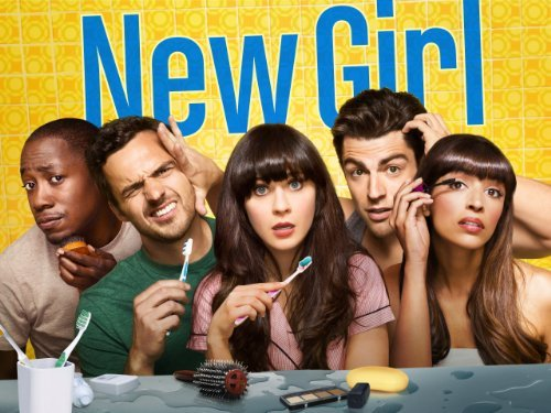 New Girl Season 2 Promotional Poster