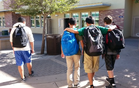 How to Survive High School Day 16: Don't be afraid to let go of old friends