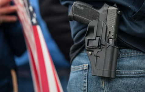 Editorial: Keep the guns outside of the classrooms