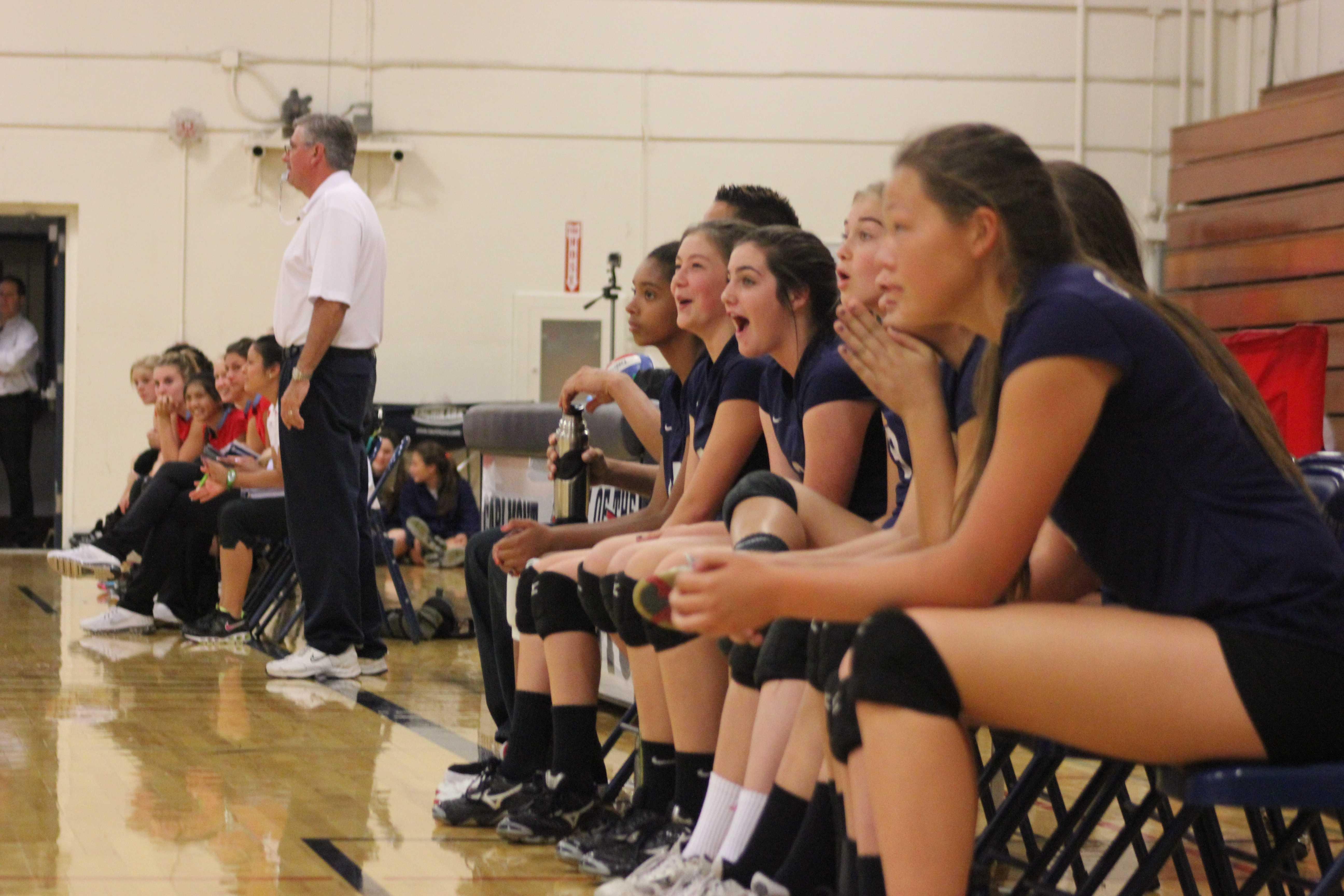 A promising season ahead for JV volleyball
