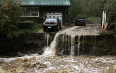 Fatal floods in Colorado