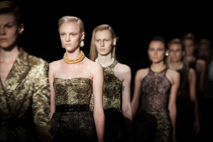 Mercedes-Benz+Fashion+Week+Australia+introduces+Camilla+and+Marc%2C+a+designer+brand+known+to+showcase+new+styles+by+presenting+mostly+white+runway+models.