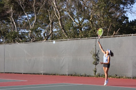 Varsity Tennis: Lady Scots beat Crystal Springs in victory