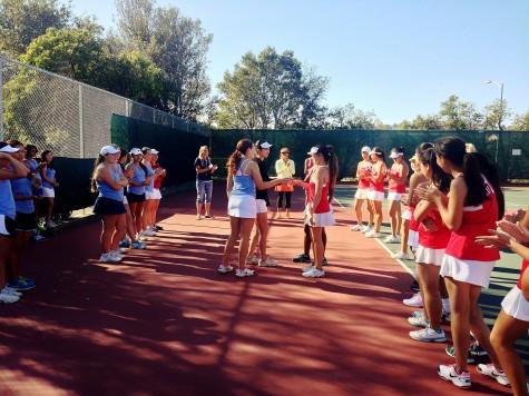 Tennis breaks the streak