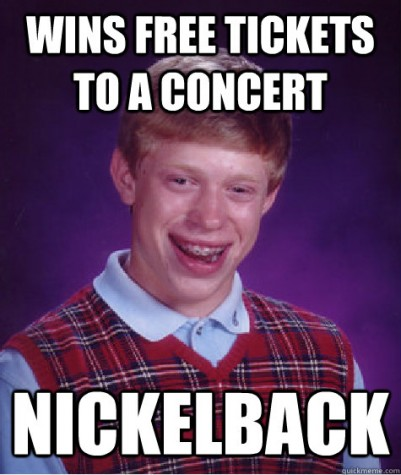 Your life questions answered: Why does everyone hate Nickelback?