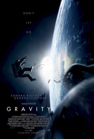 'Gravity' is an out there thriller
