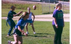 Carlmont students prepare for Powder Puff 2013