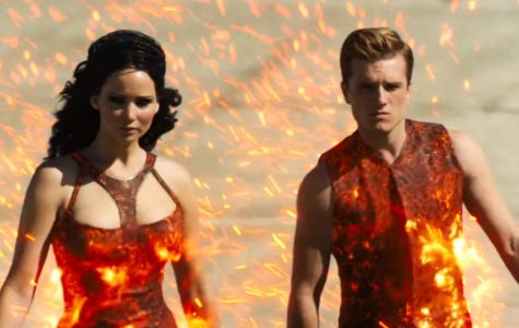 'Catching Fire' sends fans ablaze