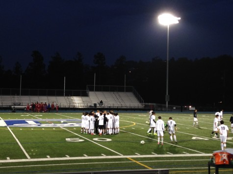 Great start to boys Frosh-Soph soccer season