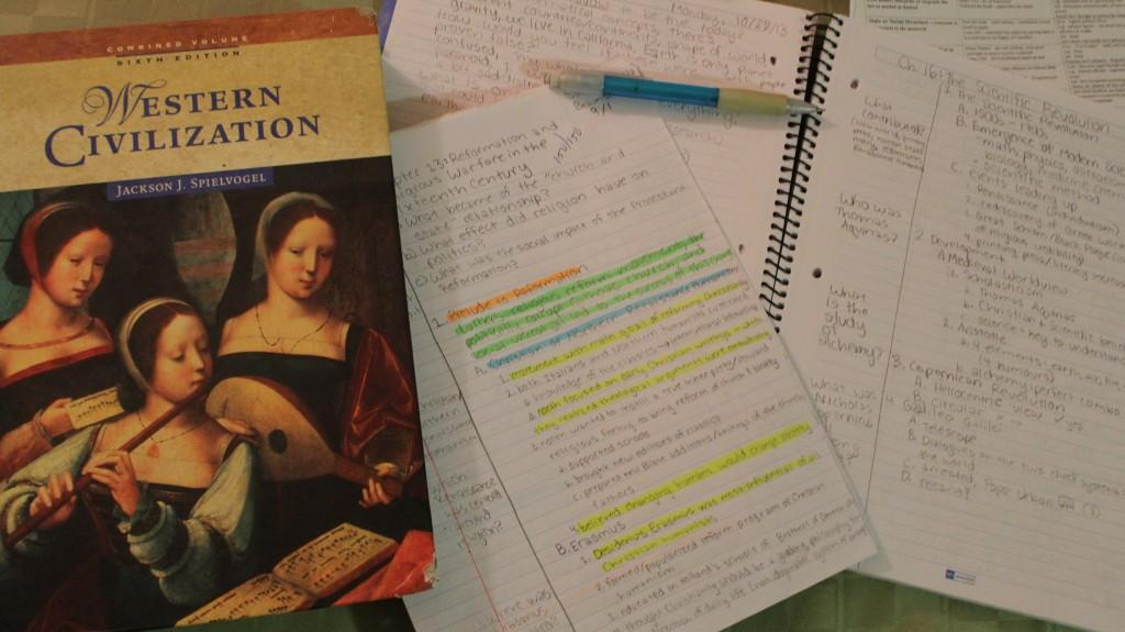 The+AP+European+History+students+use+a+textbook+called+%22Western+Civilization.%22
