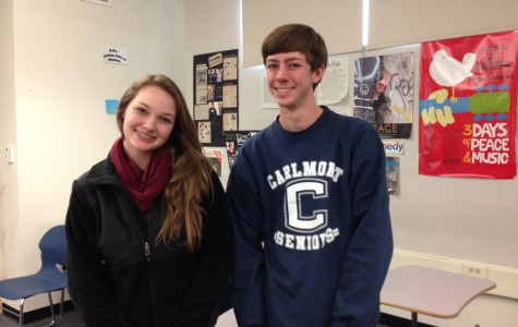 The Christian club prepares for a season of giving